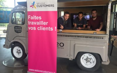 Accompagné par AGORA, WE LOVE CUSTOMERS finalise son tour d'amorçage auprès de business angels