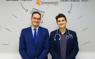 WEST WEB VALLEY, BREIZH UP and AGORA support SIMANGO in the deployment of its virtual reality training solutions in all healthcare establishments